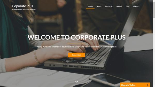 Corporate Plus-min
