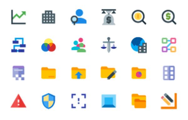 Google Material Design Icons
