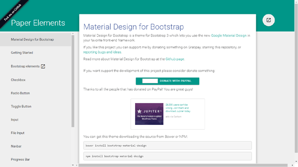 Google Material Design Tutorials