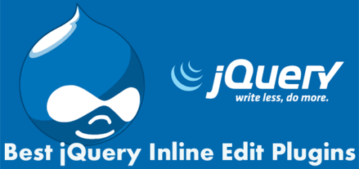 jQuery Inline Edit Plugins