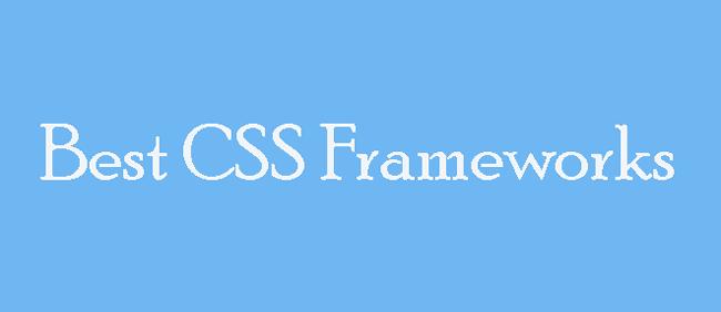 Best Css Framework 2019 Choose the Best CSS Framework of 2019   WD
